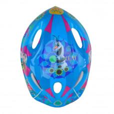 Велосипедный шлем 7 Polska Холодное сердце 52 - 56 см (9001)