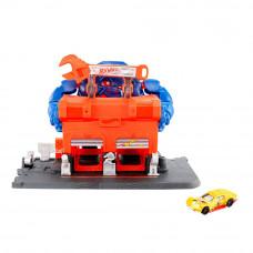 Игровой набор Hot Wheels Чудовища в городе Атака разъяренной гориллы (FNB05/GJK89)