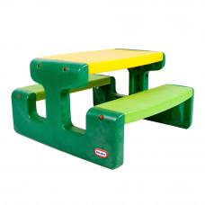 Игровой столик Little tikes Outdoor Яркие цвета (466A00060)