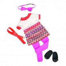 Набор одежды для кукол Our Generation Платье с принтом (BD60014Z)