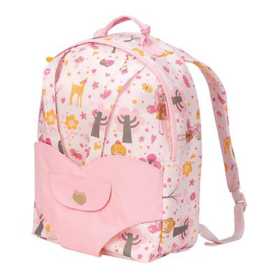 Рюкзак для куклы Our Generation розовый (BD37237Z)