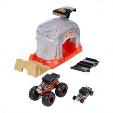Пускатель Hot Wheels Monster trucks Сотрясение костей (GKY01/GKY02)