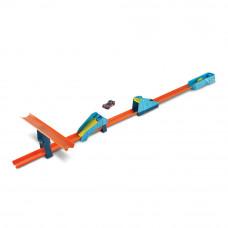 Набор аксессуаров Hot Wheels Track builder Прыжок с трамплина (GLC87/GLC89)