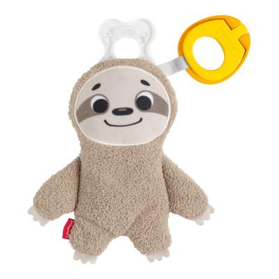 Игрушка-держатель для соски Fisher-Price ленивец (GNP46/GKC48)
