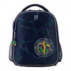 Рюкзак школьный Kite Футбол 555 каркасный (K20-555S-2)