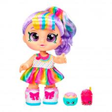 Кукла Moose Kindi Kids Snack time friends Рейнбоу Кейт (50023)