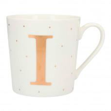Чашка Top Model с буквой I 300 мл фарфоровая (045909/33)