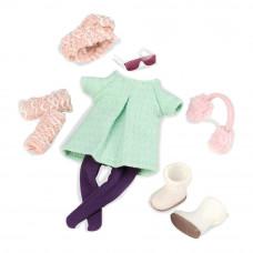 Одежда для куклы Lori Замечательное тепло (LO30001Z)