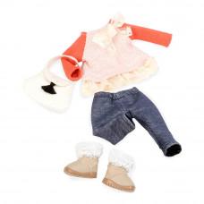 Одежда для куклы Lori Прекрасное кружево (LO30002Z)