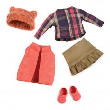 Одежда для куклы Lori Близко к природе (LO30004Z)