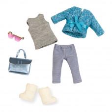 Одежда для куклы Lori Свирепая шерсть (LO30005Z)