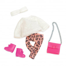 Одежда для куклы Lori Пончо (LO30008Z)