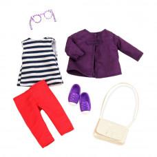 Одежда для куклы Lori Фиолетовый жакет (LO30011Z)