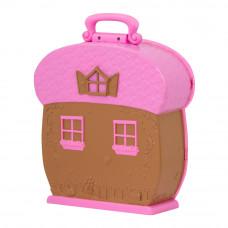 Кейс для фигурок Li'l Woodzeez розовый (63601Z)