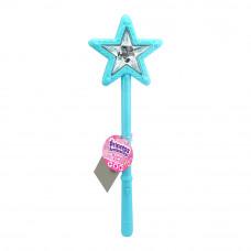 Волшебная палочка Funville Sparkle Girls голубая с эффектами (FV75299/FV75299-3)