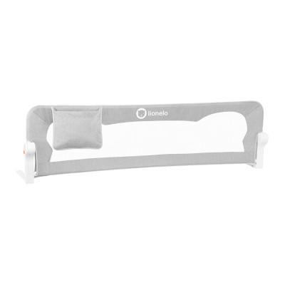 Защитный барьер для кровати Lionelo Eva серый (LO.EV03)