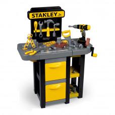 Игровой набор Smoby Stanley Jr Мобильная мастерская с инструментами 37 аксессуаров (360317)