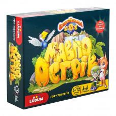 Настольная игра Ludum Суперкоманда SOS Остров обезьян на украинском (LS3047-51)