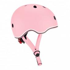 Защитный шлем Globber Go Up Lights розовый 45-51 см с фонариком (506-210)