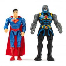 Игровой набор DC Супермен и Дарксайд с сюрпризом (6056334/6056334-1)