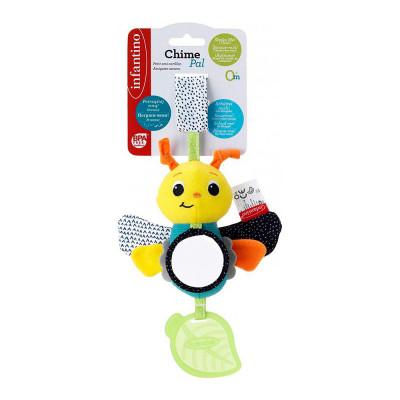 Подвеска Infantino Бабочка с прорезывателем (005060I)