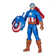 Игровой набор Avengers Titan Hero Капитан Америка (E7374)