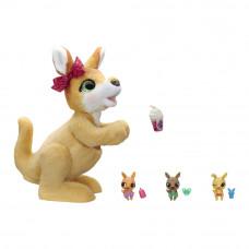 Интерактивная игрушка FurReal Friends Кенгуру мама Джоси с сюрпризом (E6724)