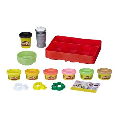 Набор для лепки Play-Doh Kitchen creations Суши (E7915)
