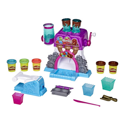 Игровой набор Play-Doh Kitchen creations Кондитерская фабрика (E9844)
