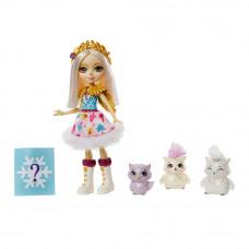 Набор-сюрприз Enchantimals Семья полярных сов Одель (GJX46)