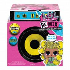 Набор-сюрприз LOL Surprise Remix Hairflip W1 Музыкальный сюрприз (566960)