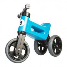 Беговел Funny Wheels Rider Sport голубой (FWRS02)
