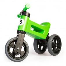 Беговел Funny Wheels Rider Sport зеленый (FWRS05)