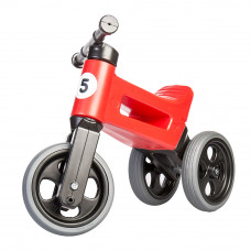 Беговел Funny Wheels Rider Sport красный (FWRS06)