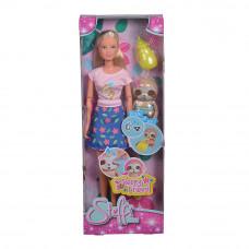 Кукла Steffi & Evi Love со спящим ленивцем и аксессуарами (5733436)