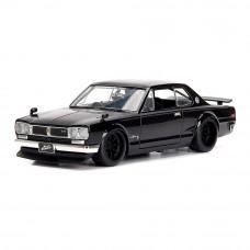 Машина Jada Форсаж Ніссан Скайлайн 2000 GT-R 1:24 (253203004)