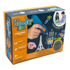 Набор 3Doodler Start Мегакреатив 3D-ручка (3DS-MEGA-E-R-17)