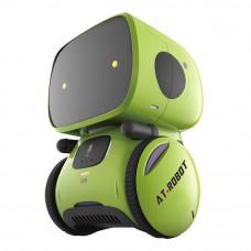 Интерактивный робот AT-Robot зеленый на украинском (AT001-02-UKR)