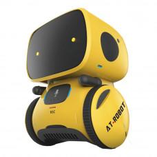 Интерактивный робот AT-Robot желтый на украинском (AT001-03-UKR)