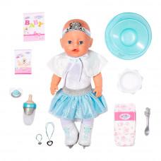 Кукла Baby Born Нежные объятия Балеринка-снежинка с аксессуарами (831250)