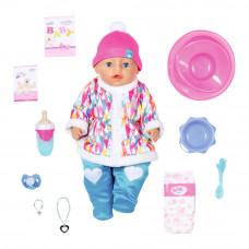 Кукла Baby Born Нежные объятия Очаровательная малышка с аксессуарами 43 см (831281)