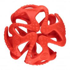 Прорезыватель Nuby Мяч силиконовый красный (6836/6836red)