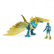 Набор Dragons Как приручить дракона 3 Дракон Громгильда и всадница Астрид (SM66621/6349)