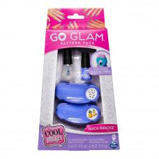 Набор для нейл-арта Cool Maker Go Glam с фиолетовым лаком (SM37533/SM37533-2)