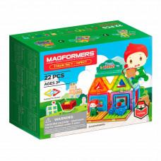 Магнитный конструктор Magformers Супермаркет 22 элемента (717007)
