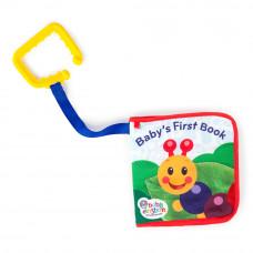 Игрушка на коляску Baby Einstein Первая книга (90676)