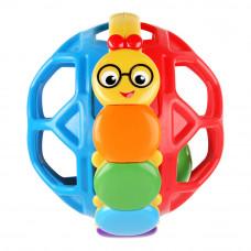 Игрушка развивающая Baby Einstein Bendy Ball (30974)