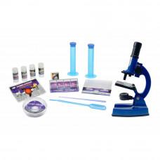 Набор для опытов Eastcolight Микроскоп с увеличением до 900 раз (ES21311)