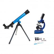 Набор для опытов Eastcolight Микроскоп и телескоп (ES20351)