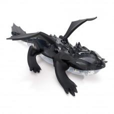 Радиоуправляемая игрушка Hexbug Одинокий дракон черный (409-6847/3)